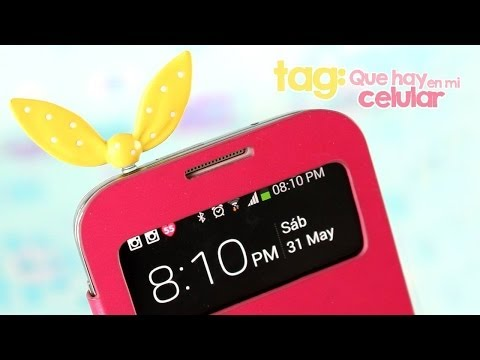 TAG: ¿Qué hay en mi Celular?   Akari Beauty - UCDQC5UEKrD2cPhl7ZtmMqYw