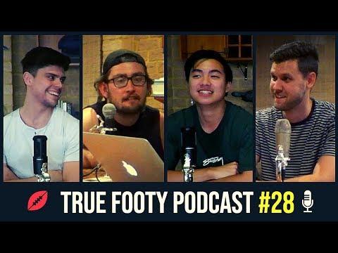 AFL FANTASY & JLT TALK | True Footy Podcast #28