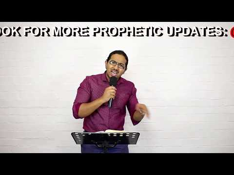 SPECIAL CROSSOVER BLESSING FOR 2019 BY THE REVIVALIST, EVANGELIST GABRIEL FERNANDES