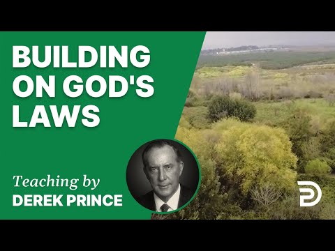 Building on God's Laws 14/1