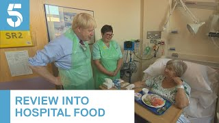 Government launches war on bad hospital food | 5 News