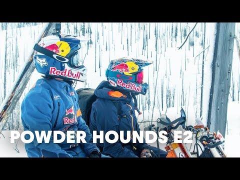 Evolving & Adapting the Sport of Snowbiking | Powder Hounds E2 - UCblfuW_4rakIf2h6aqANefA