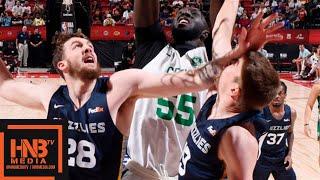 Boston Celtics vs Memphis Grizzlies Full Game Highlights | July 13 | 2019 NBA Summer League