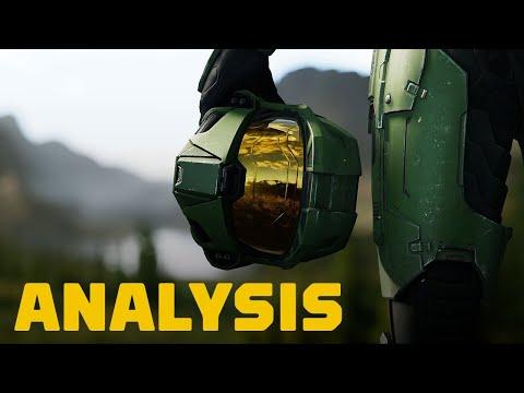 Halo Infinite: Location, Armor, and AI Theories from the Trailer - UCKy1dAqELo0zrOtPkf0eTMw