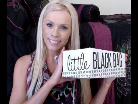 Little Black Bag: Review & February's LBB! - UCZ84U4CEGErRlP4IUoGptLg