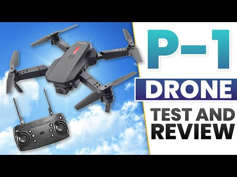 New P1 Drone with WiFi FPV | Test and Review New Budget Drone 2021 - UC6mGYHvQGm_V6rzwQ3PNihQ