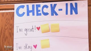 'Because I care.' Lubbock teacher's success with mental health check-ins