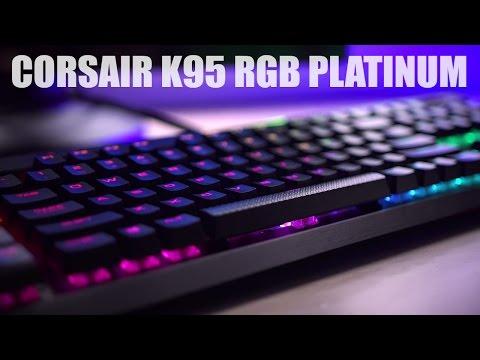 Corsair K95 RGB Platinum Keyboard Review... is it worth it?? - UCkWQ0gDrqOCarmUKmppD7GQ