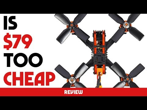 Tyro $79 - INSANELY CHEAP FPV RACE DRONE! - UC3ioIOr3tH6Yz8qzr418R-g