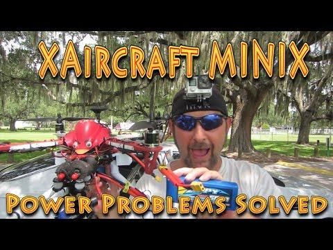 GoPro Hero 4 Overheat XAircraft MINIX Power Problems Solved - default