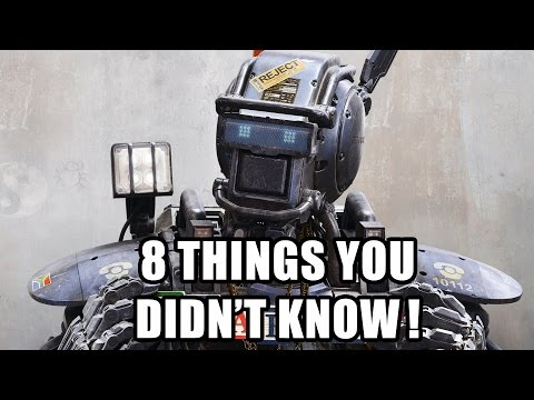 8 Things You Didn't Know About Chappie - UCS5C4dC1Vc3EzgeDO-Wu3Mg