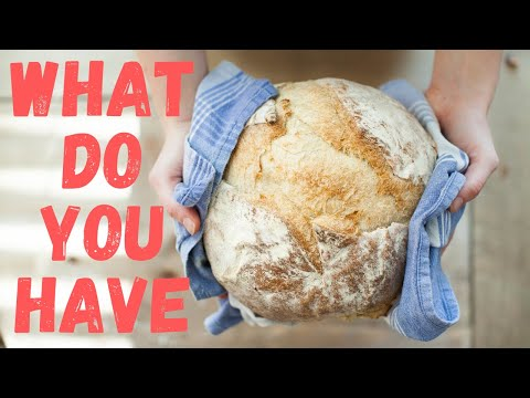 BRING ME A MORSEL OF BREAD (Act 1 Scene 24)  OIL & SPICES ~ Ep. 82