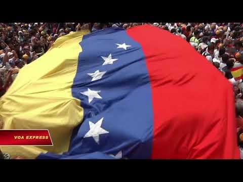 Lãnh đạo đối lập cho biết viện trợ sắp vào lãnh thổ Venezuela (VOA)