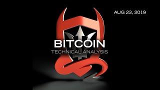 Bitcoin Technical Analysis (BTC/USD) : Alphabet Soup...  [08.23.2019]