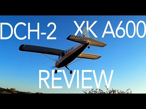 Review | XK A600 - DHC-2 BEAVER - UCcIbMAd5E6cOaJRuIliW9Lw