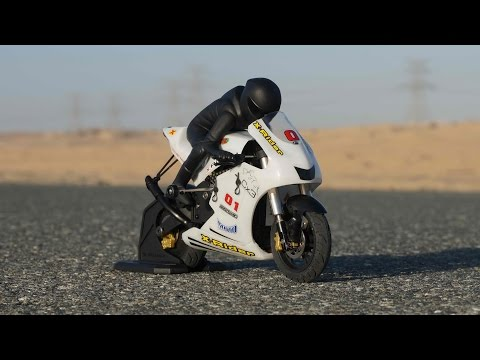 X-Rider CX3 RC Motorcycle Indoor Review with Ride Teaser - UCsFctXdFnbeoKpLefdEloEQ