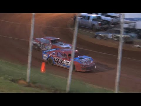 Modified Street at Winder Barrow Speedway May 1st 2021 - dirt track racing video image