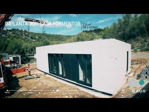 Implantación Modelo Formentor en Barcelona