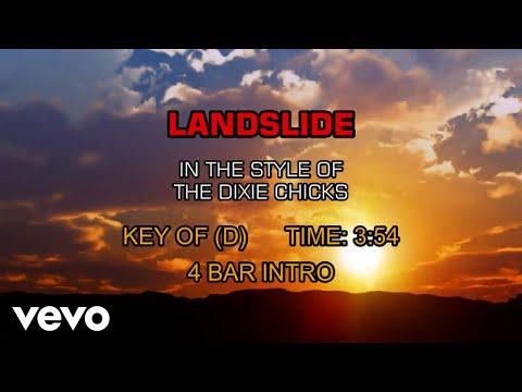 Dixie Chicks - Landslide (Karaoke) - UCQHthJbbEt6osR39NsST13g