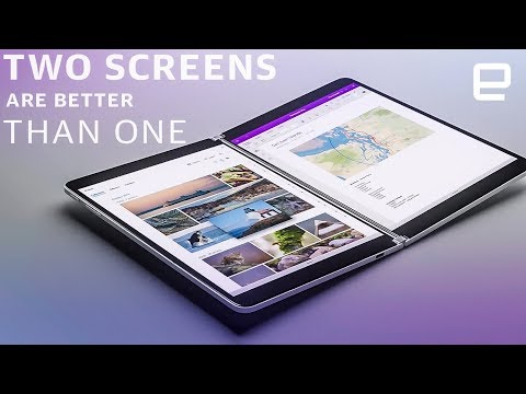 Microsoft is right: Dual displays are a safer bet than folding screens - UC-6OW5aJYBFM33zXQlBKPNA