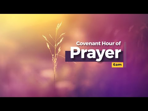 Covenant Hour of Prayer  03-24-2021  Winners Chapel Maryland