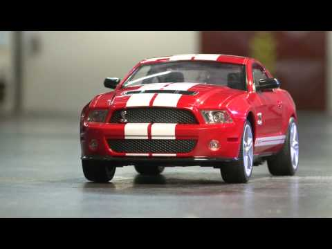 1/12 Ford Mustang Shelby GT 500