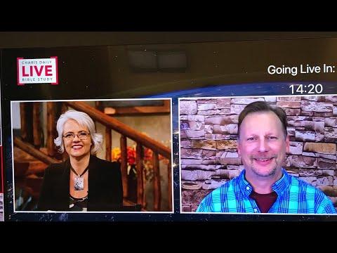 Charis Daily Live Bible Study: Chris Cree - October 7, 2020
