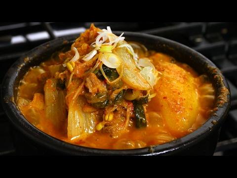 Pork bones soup (Gamjatang: 감자탕) - UC8gFadPgK2r1ndqLI04Xvvw