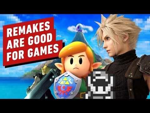 Remakes Are Good For Games, Here's Why - UCKy1dAqELo0zrOtPkf0eTMw