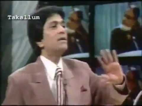 Funny Conversation Between Moin Akhtar & Lehri
