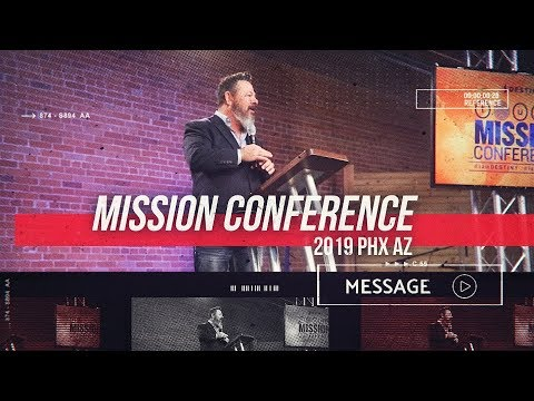 March 17th - Destiny PHX - Mission Conference