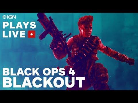Call of Duty Black Ops 4: Blackout Gameplay Livestream - IGN Plays Live - UCKy1dAqELo0zrOtPkf0eTMw