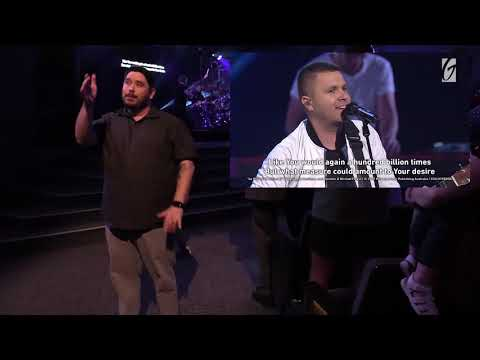 Gateway Church Live  The Tackle of Temptation by Pastor James Morris  ASL