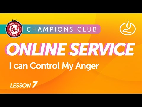 Champions Club Church Service for Individuals with Special Needs