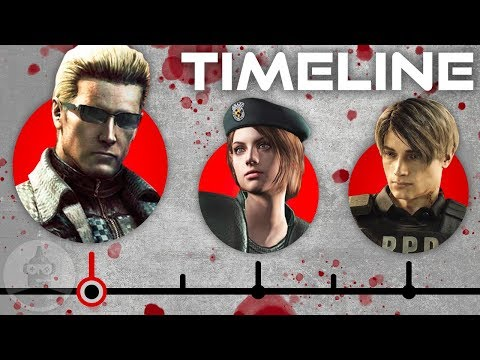 The Complete Resident Evil Timeline - Evolution Of The T Virus | The Leaderboard - UCkYEKuyQJXIXunUD7Vy3eTw