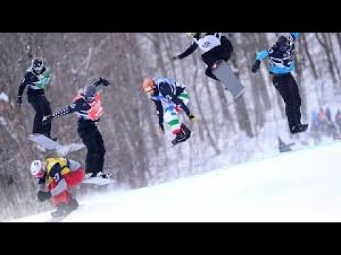 Snowboard FIS - Tremblant.QC (CAN) ~ LIVE