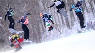 Snowboard FIS - Tremblant.QC (CAN) ~ LIVE