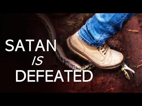 SATAN IS DEFEATED - BIBLE PREACHING  PASTOR SEAN PINDER