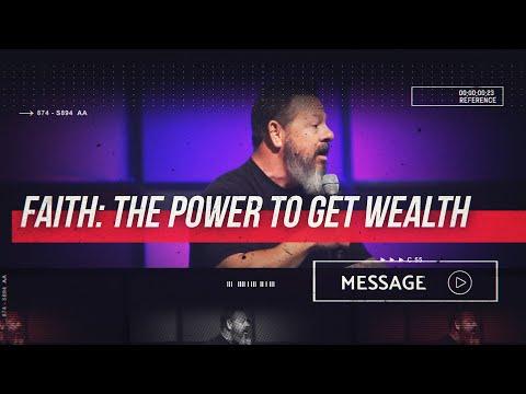 April 28th - Destiny YUMA - Faith: The Power to Get Wealth