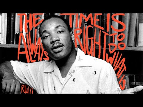 MLK  - We will get there