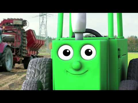 Tractor Ted Moovie Time