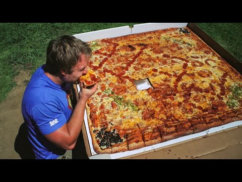Furious World Tour | Biggest, Best and Most Famous Eats in NYC, Vegas and LA | Furious Pete - default