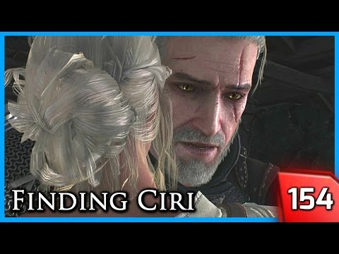 The Witcher 3 ▻ Ciri's Kiss & Romance Attempt - Story