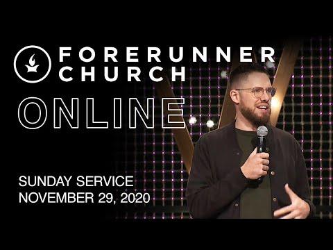 Sunday Service  IHOPKC + Forerunner Church  November 29