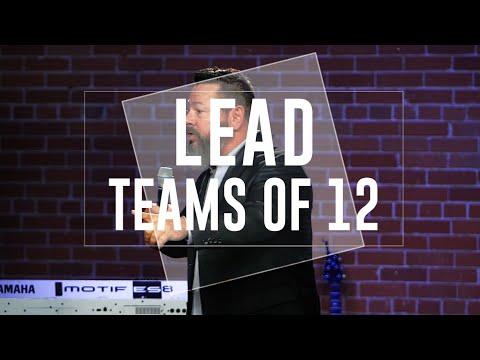 Teams of Twelve - Sermon Teaser