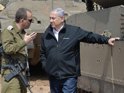 Prophecy Alert Netanyahu Ready To Take Ground