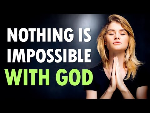 NOTHING is IMPOSSIBLE with God - Live Re-broadcast
