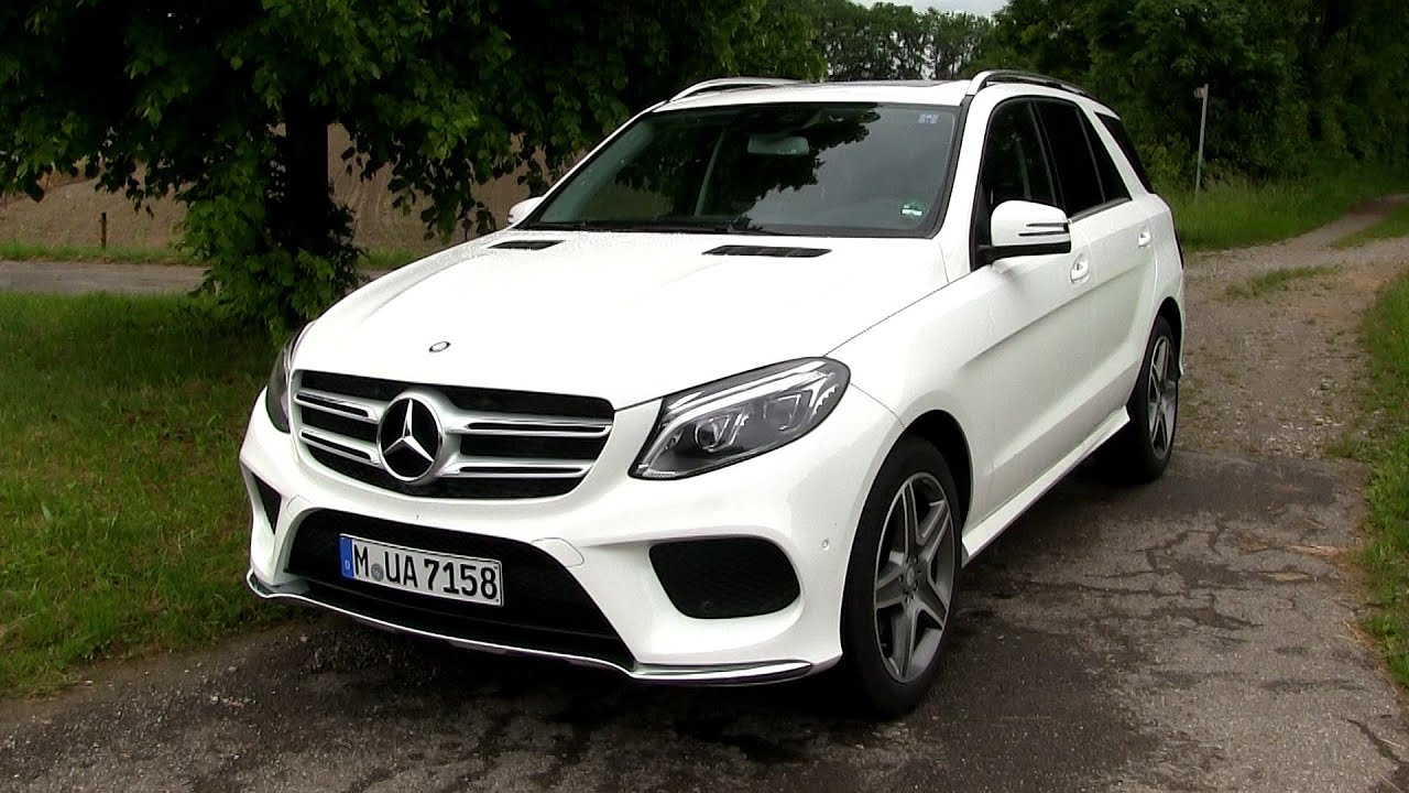 2016 mercedes gle 350d 4matic 258 hp test drive by test drive freak. Black Bedroom Furniture Sets. Home Design Ideas