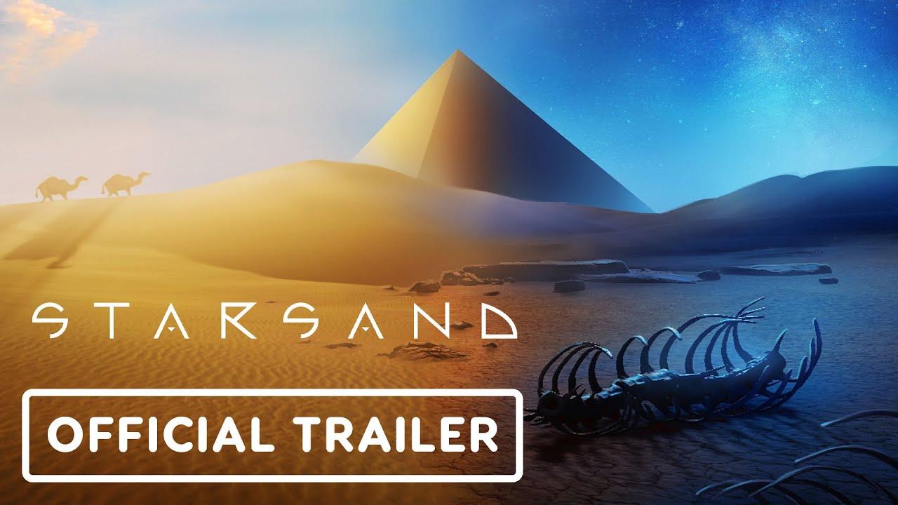 Starsand – Official Debut Trailer | Summer of Gaming 2021