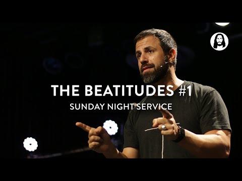 The Beatitudes  Michael Koulianos  Sunday Night Service